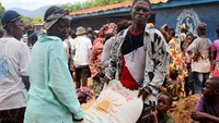 Food aid for Ebola-hit Sierra Leone