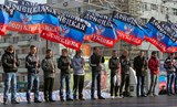 Four killed, 9 injured in Ukraine shelling, as rebels celebrate 'Flag Day'