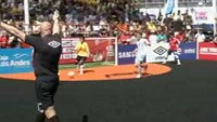 Homeless World Cup kicks off in Chile