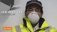 JFK airport worker fears Ebola: A day's work