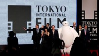 'Big Hero 6' premieres at revamped Tokyo Film Festival