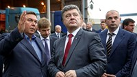 Gas and conflict dominate Ukraine vote