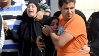 Egypt declares state of emergency, funerals held for security personnel
