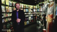 Abba songwriter leading the way to a cashless society