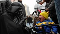 No vote for Ukraine's 'Darth Vader'