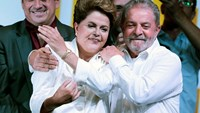 Brazil's Rousseff wins re-election