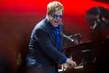 Elton John awarded for efforts to combat AIDS