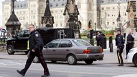 Canada parliament shooter made video, driven by ideology - police
