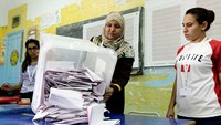Tunisians vote for new parliament