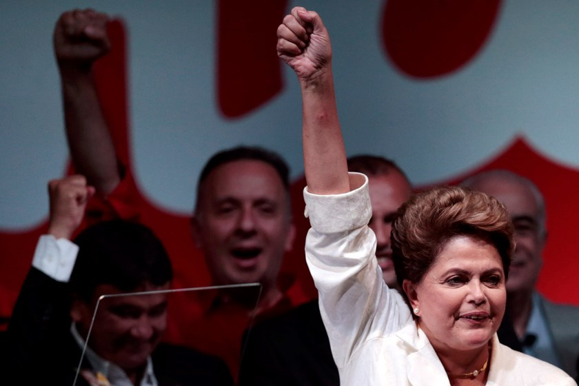 Brazil shocks with interest rate hike in wake of election