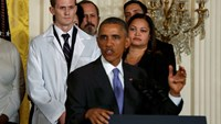 "Obama ""frustrated"" over state's Ebola policies"