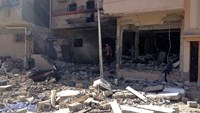 Libya's armed factions clash in Benghazi