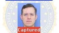 US state trooper killling suspect caught