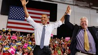 A tough final two years for Obama if Republicans win Senate