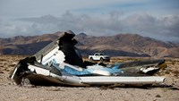 Much evidence may exist to help Virgin spaceship crash probe