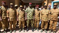 Burkina Faso announces new transitional leader