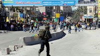 Clashes spread between Palestinians and Israeli security forces