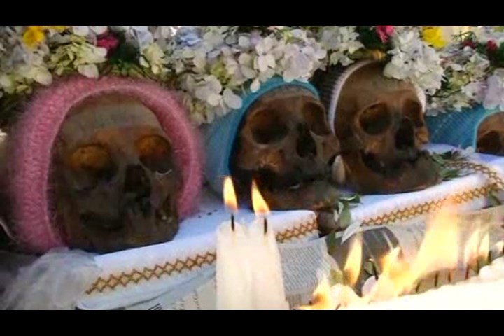 Celebrating death in Bolivia