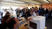 Polls open in Catalonia for an informal vote on independence