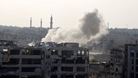 Assad considers local ceasefires as shelling continues in Aleppo
