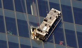Window washers dangling from WTC heroically rescued