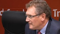 Valcke unhappy about disagreement over Ethics Committee report
