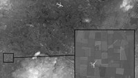 Russian TV channel says photos show MH17 shot down by fighter jet