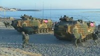 South Korea conducts amphibious landing drill