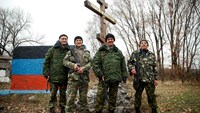 "Ukrainian soldier: ""They don't fight. They simply destroy"""