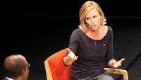 Charlize Theron helps shine light on fast-track plan to end global AIDS threat