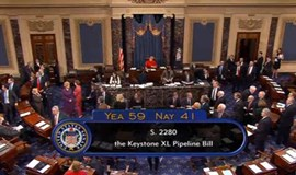 U.S. Senate narrowly fails to pass Keystone XL pipeline bill