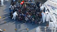 No let-up in Italian migrant rescues