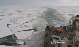 3D map of Antarctic sea ice to shed light on climate change