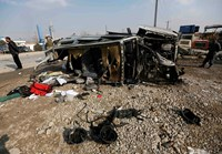 British embassy vehicle hit in Kabul suicide attack