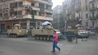 Egypt beefs up security for protest