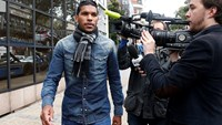 Bastia striker Brandao sentenced to jail for headbutt