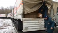 Kiev up in arms over latest Russia convoy
