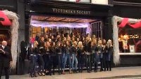 "Victoria's Secret Angels ""excited"" for London show"