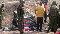 Islamist gunmen kill 36 in Kenya