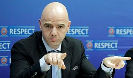 We're fed up with FIFA crisis, says UEFA's Infantino