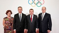 Change needed to secure Games' relevance - IOC's Bach