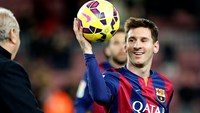 Hat-trick and 400th Barca goal for Messi