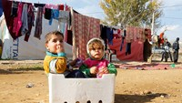 Syrian refugees fear hunger after WFP cuts food aid