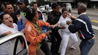 "Cuba detains ""Women in White"" activists on Human Rights Day"