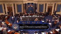 U.S. Senate passes funding extension to avert government shutdown