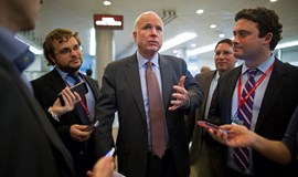 GOP heavyweights McCain, Cheney find opposing views on CIA report