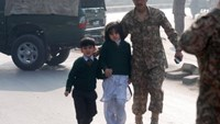 At least 84 children killed in Taliban school attack in Pakistan: official