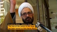 Self-styled Iranian 'Sheikh' was gunman in Sydney hostage siege