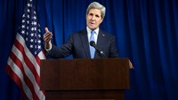 "Kerry says ""devastating"" Pakistan school attack angers the world"