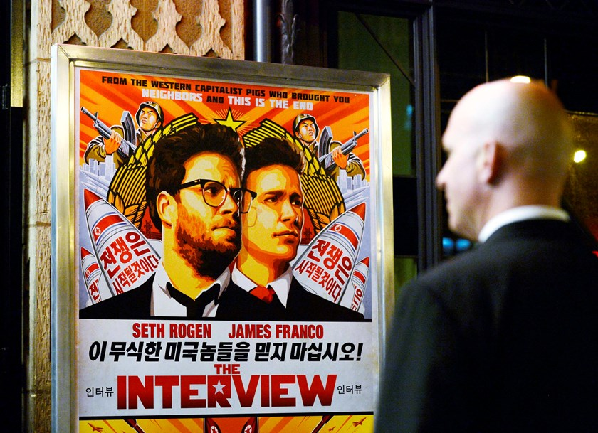 U.S. determines N.Korea behind Sony attack as studio pulls movie